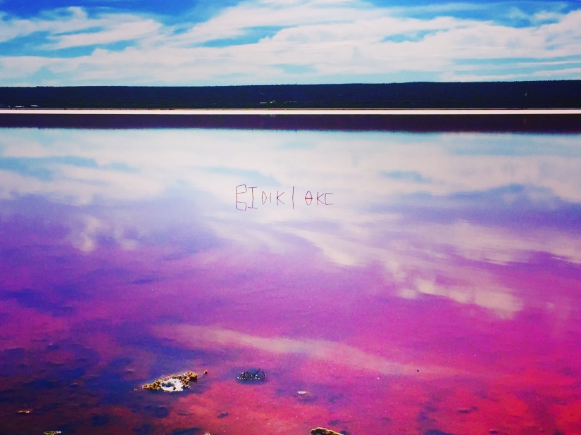 Port Gregory – Pink Lake 2016